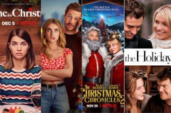 Film e serie TV da vedere su Netflix a Natale