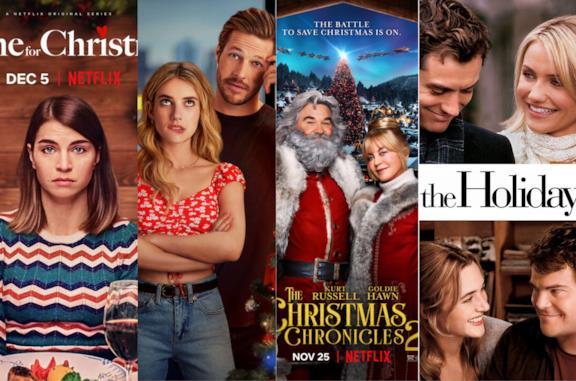 Il Natale su Netflix, film e serie TV per passare al meglio le feste