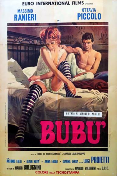 Poster Bubù