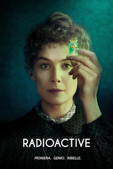 Poster Radioactive