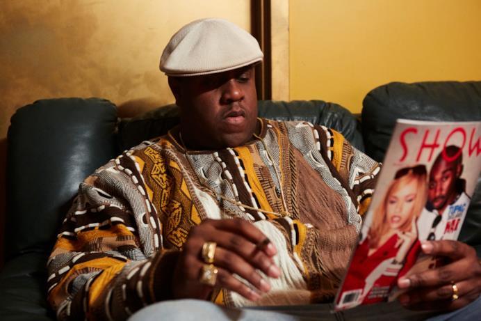 All Eyez On Me: The Notorious B.I.G. ha il volto di Jamal Woolard