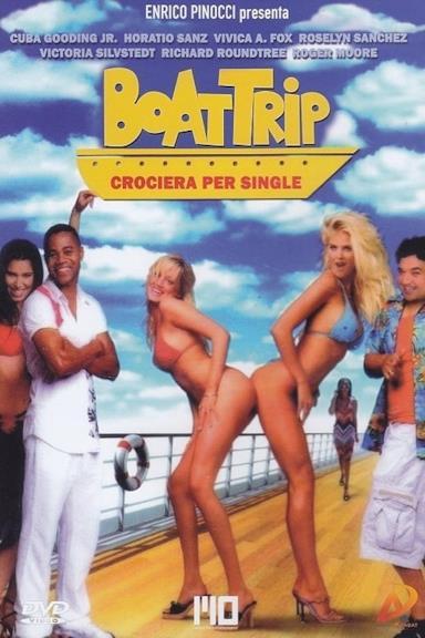 Poster Boat Trip - Crociera per single