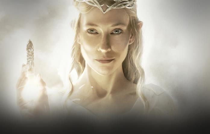 Galadriel nei film de Il Signore degli Anelli