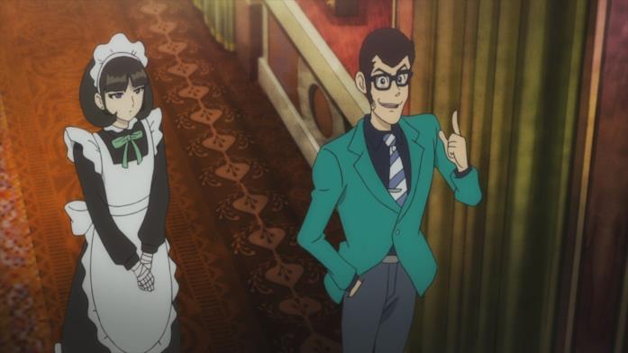 nuovo anime Lupin