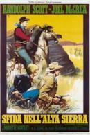 Poster Sfida nell'alta Sierra