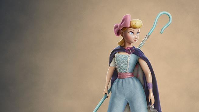 Bo Peep torna in Toy Story 4