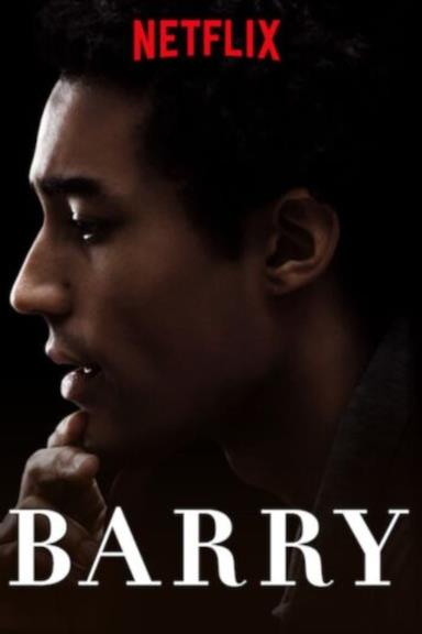 Poster Barry