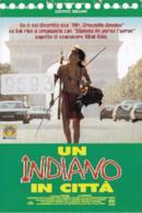 Poster Un indiano in città