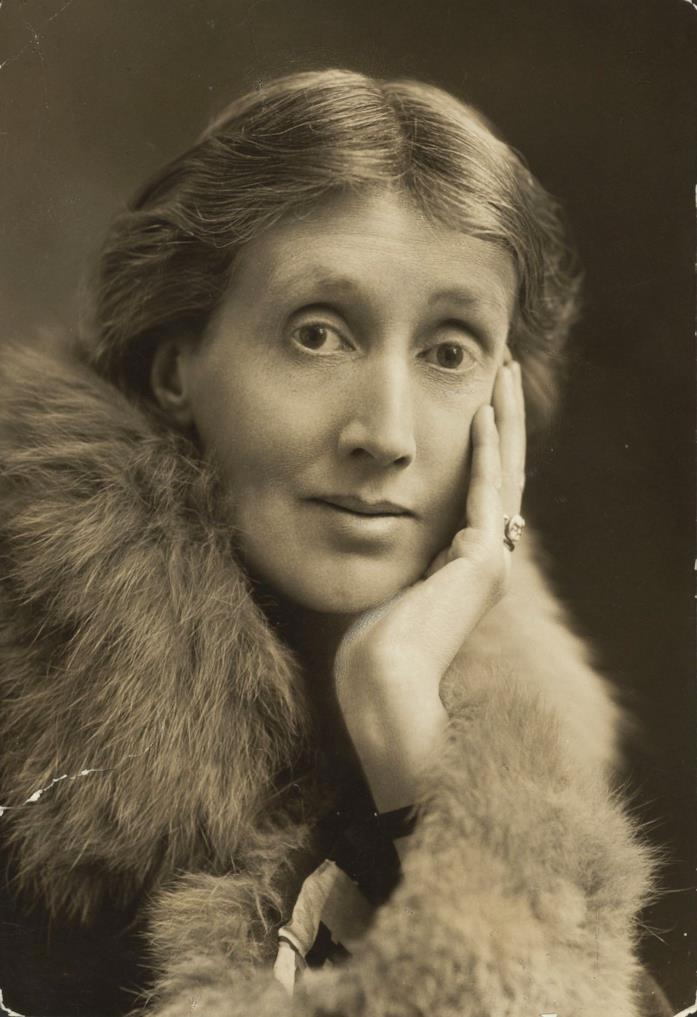 Virginia Woolf più anziana
