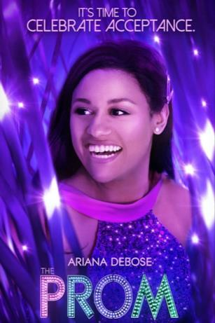 Primo piano di Ariana Debose