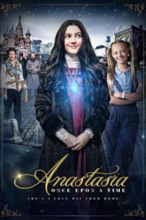 Poster Anastasia: Once Upon a Time