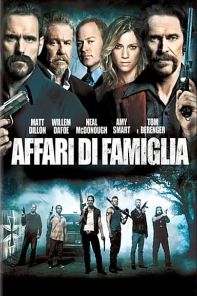 Poster Affari di famiglia