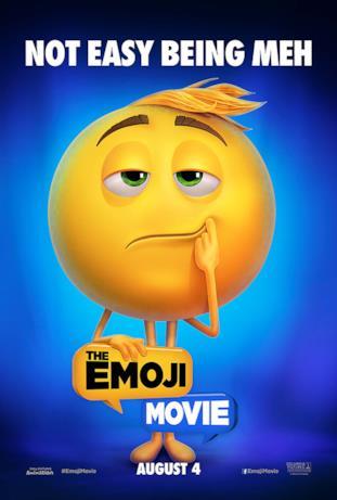 L'emoji meh con un'espressione poco convinta