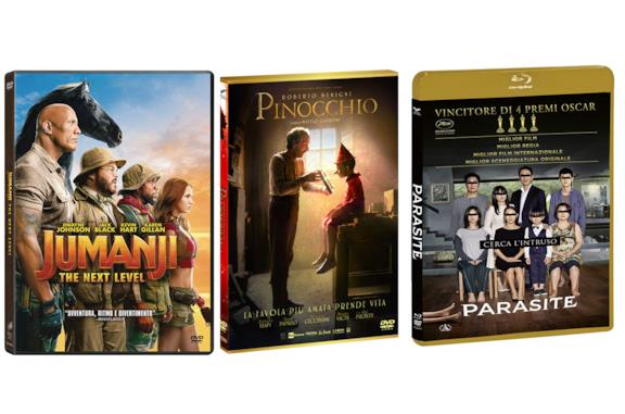 Home Video di maggio 2020: le proposte Universal e Eagle Pictures