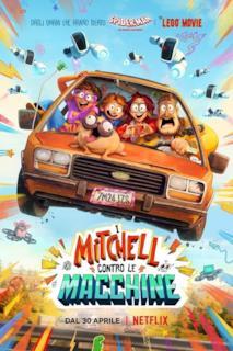 Poster I Mitchell contro le macchine