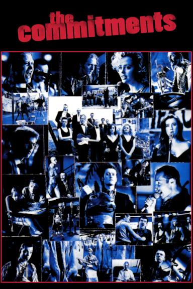 Poster The Commitments