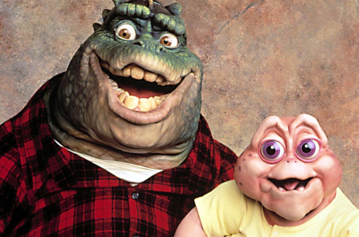 Earl e Baby Sinclair