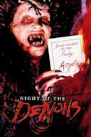 Poster La notte dei demoni