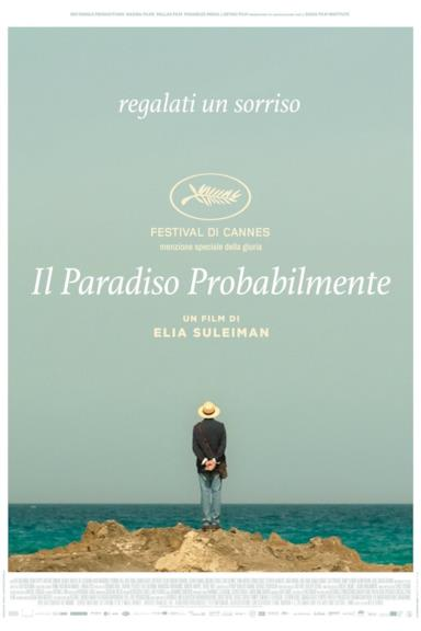 Poster Il paradiso probabilmente