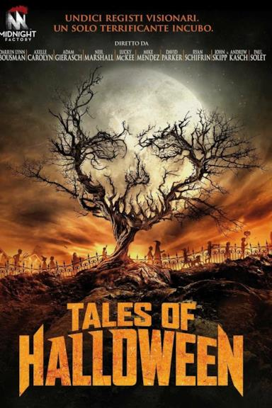 Poster Tales of Halloween