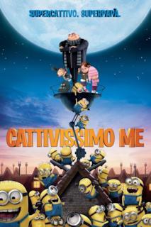 Poster Cattivissimo me