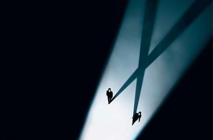 La coppia Mulder e Scully alle origini di X-Files