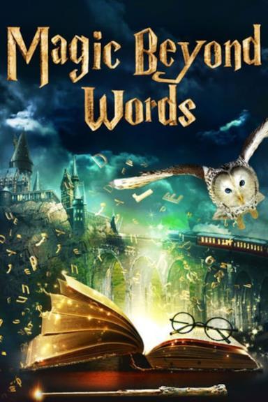 Poster Parole magiche - La storia di J.K. Rowling