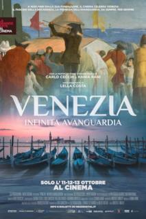 Poster Venezia - Infinita avanguardia