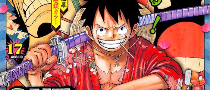 One Piece Rufy e la Nidai Kitetsu