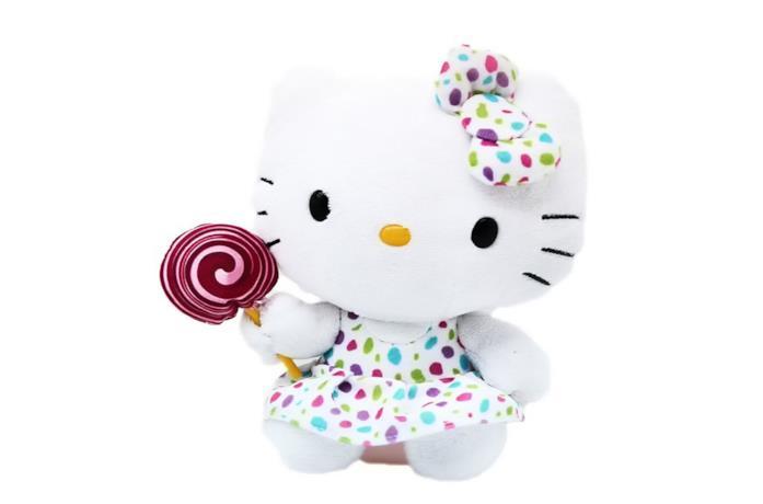 Hello Kitty in primo piano