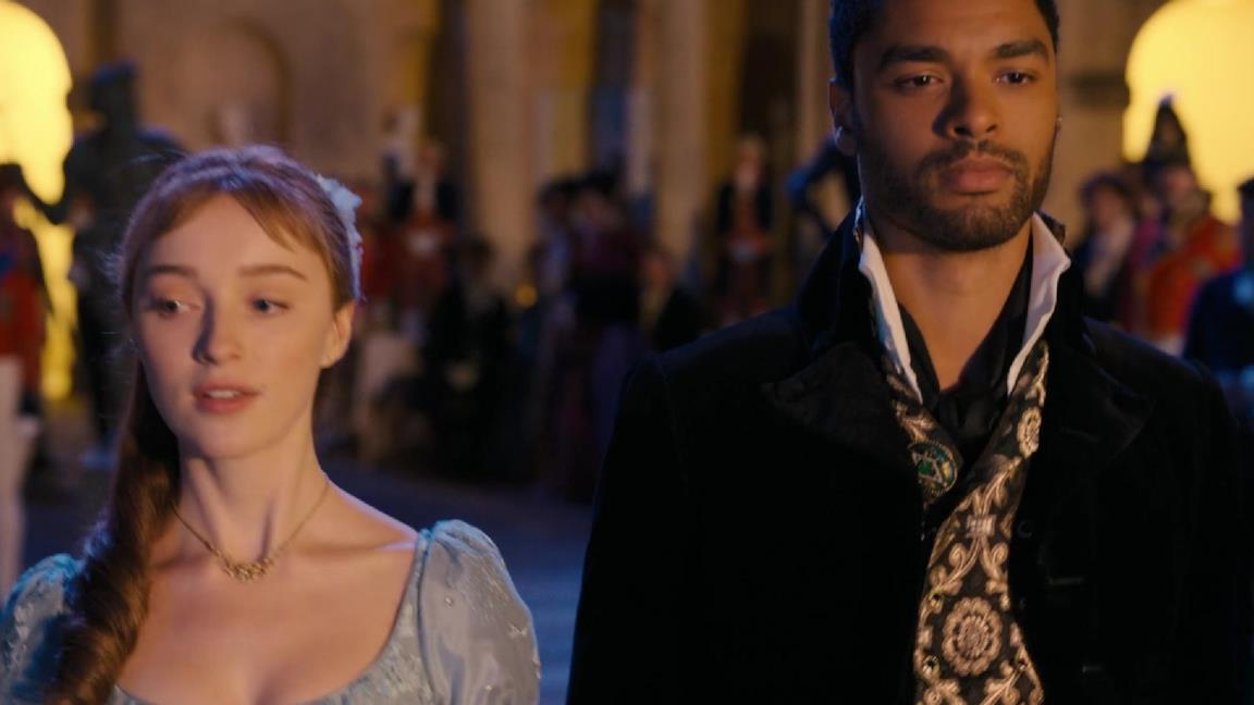 Bridgerton: il teaser trailer della nuova serie Netflix narrata da Julie Andrews