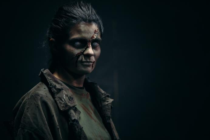 Uno zombie completo