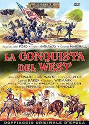 La Conquista Del West (1962)