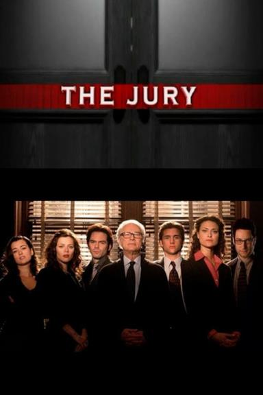 Poster The Jury