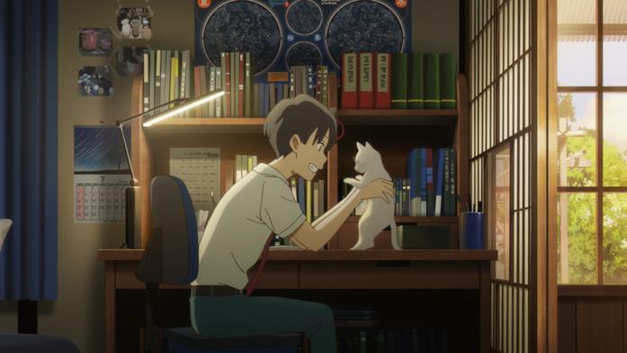 Miyo anime Netflix