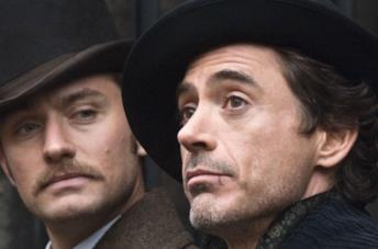 Sherlock Holmes e John Watson