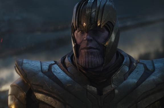 Josh Brolin è Thanos in Avengers: Endgame