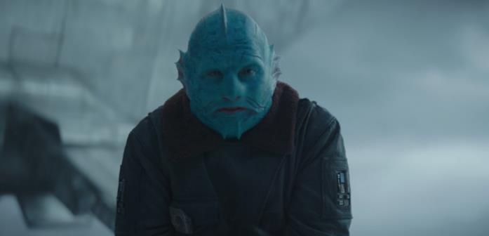 Il Mythrol dalla pelle blu