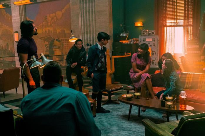 The Umbrella Academy 2 il cast