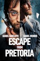 Poster Escape from Pretoria