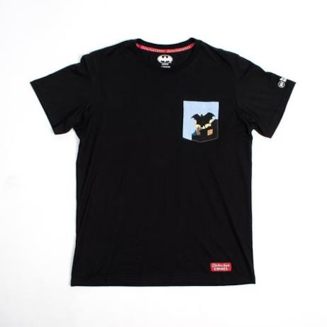 Detective Comics #27 Silhouette Pocket T-Shirt