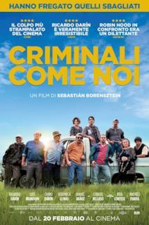 Poster Criminali come noi