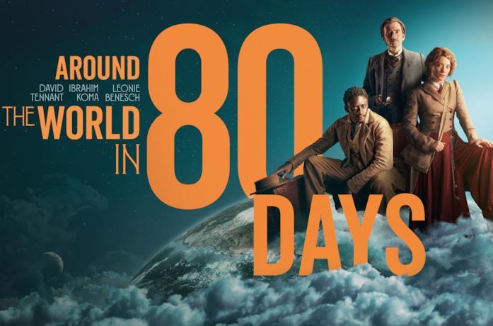 La prima immagine di Il giro del mondo in 80 giorni