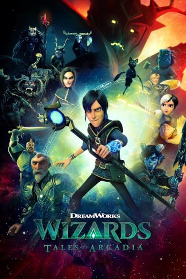 Poster I Maghi: I racconti di Arcadia