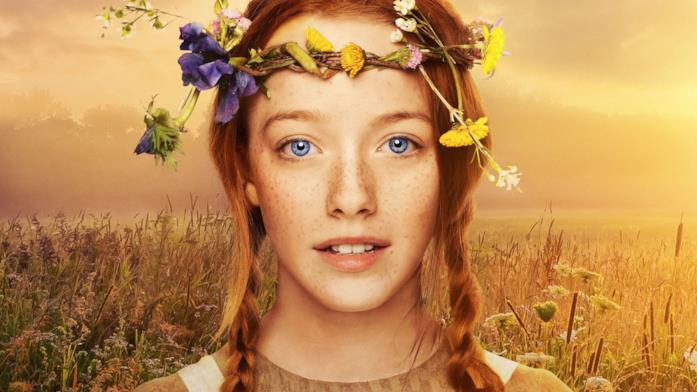 Amybeth McNulty è Anne nel poster promozionale di Chiamatemi Anna