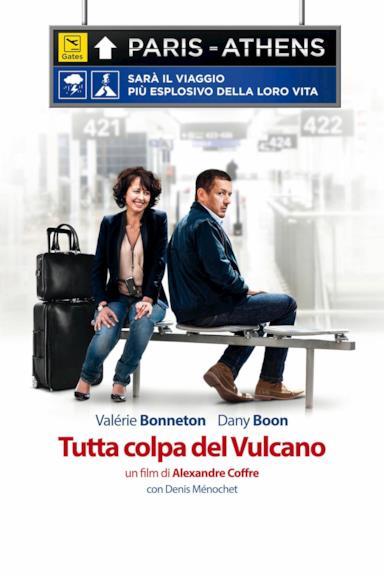 Poster Tutta colpa del vulcano
