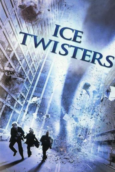 Poster Tempesta di ghiaccio