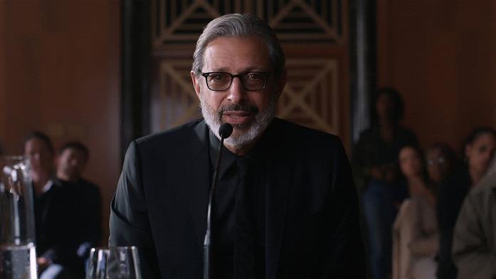 Jeff Goldblum torna nei panni di Ian Malcolm nel film
