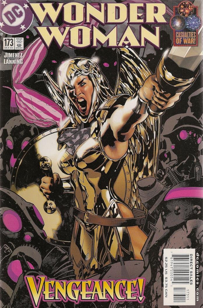La madre di Wonder Woman veste l'armatura dorata nei fumetti