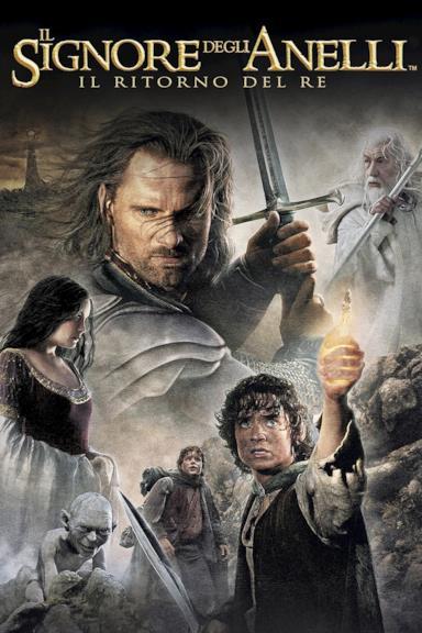 Poster Il Signore degli Anelli - Il ritorno del re